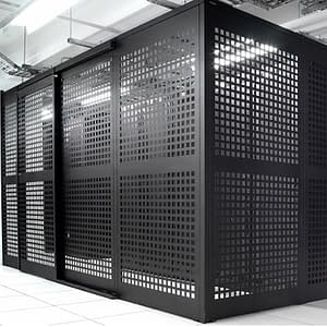 security server room cages 1