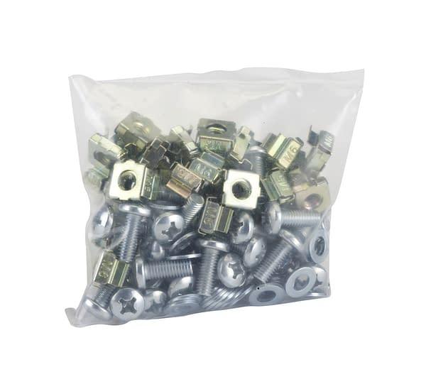 Cage Nut Kit